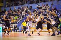 Stawinski Basket Pila – Wybrzeża Korsarz Gdańsk.