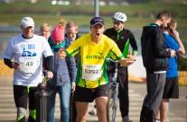 Torbacz na Półmaratonie